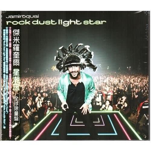 傑米羅奎爾 星潮流 CD 全球限量盤   (購潮8)