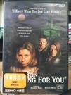挖寶二手片-0B04-054-正版DVD-電影【等著你回來】-莎拉巧克(直購價)
