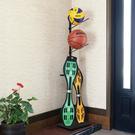 滑板架 蛇板架 置物架 展示架 無印風籃球收納架 天空樹生活館