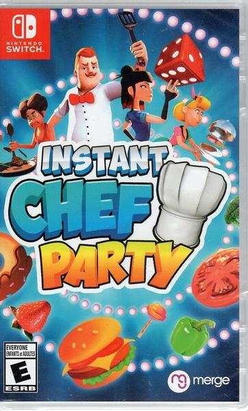 【玩樂小熊】現貨中Switch遊戲NS 即時廚師派對 Instant Chef Party 簡中文版