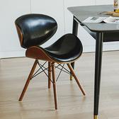 木椅 餐椅 椅 休閒椅【K0013】高橋皮革木餐椅(三色) 收納專科