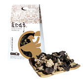 鹿窯菇事.有機黑面白背乾木耳(45g/盒,共兩盒)﹍愛食網