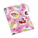 ★funbox生活用品★《SKATER》迪士尼公主棉質縮口杯袋_AT21987