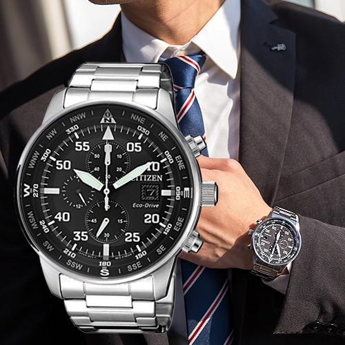 CITIZEN 星辰 Eco-Drive 極速狂飆光動能時尚腕錶 CA0690-88E 熱賣中!
