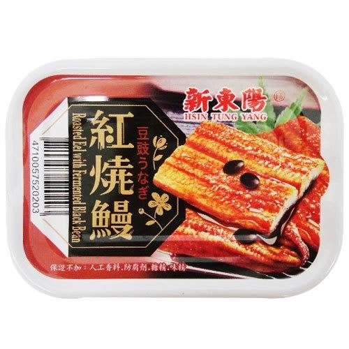 新東陽 豆鼓紅燒鰻 100g