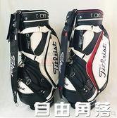 新款cb610高爾夫球包男士標準球包多功能球桿包golf bag用品   自由角落