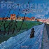 【停看聽音響唱片】【CD】普羅高菲夫:鋼琴奏鳴曲第6,7,8號 史蒂芬.奧斯朋 鋼琴