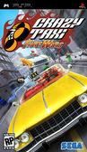 PSP Crazy Taxi: Fare Wars 瘋狂計程車:收費大戰(美版代購)