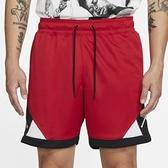 NIKE JORDAN DRI-FIT 男裝 短褲 休閒 籃球 導濕 速乾 紅【運動世界】CV3087-687