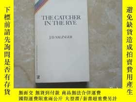 二手書博民逛書店THE罕見CAT CHER IN THE RYEY179148 THE CAT CHER IN THE RYE