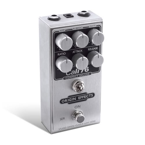 【敦煌樂器】Origin Effects Cali76 Compact Deluxe 效果器