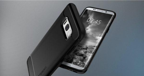 SGP Samsung 三星 S8+ 6.2吋 Rugged Armor 碳纖維 吸震 防摔 手機殼