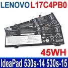 LENOVO L17C4PB0 . 電池 Flex6-14 Flex6-14ARR Flex6-14IKB Xiaoxin Air 14 Xiaoxin Air 15 Yoga 530 530-14IKB 530-14ARR
