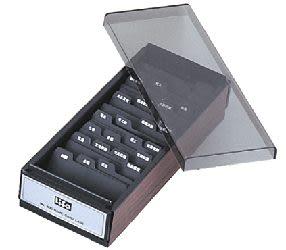 [奇奇文具]  LIFE  NO.800名名片盒268x107X66mm