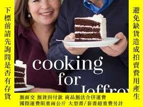 二手書博民逛書店Cooking罕見for Jeffrey: A Barefoot