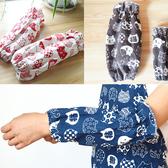 日系可愛貓咪棉麻袖套-大人款 袖套 廚房用具 親子用品 棉麻材質