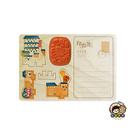 【收藏天地】印章明信片*幸福九份 ∕  印章 擺飾 送禮 趣味 文具 創意 觀光 記念品