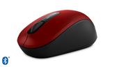 微軟Bluetooth® 行動滑鼠 3600 黑色/藍色/紅色 盒裝