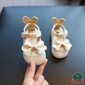 嬰兒涼鞋軟底幼兒學步鞋夏季女童公主鞋【聚可爱】