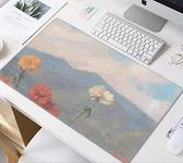 滑鼠墊 超大鼠標墊創意定制大號桌面家用辦公室配件多種尺寸墊護腕墊【快速出貨八折下殺】