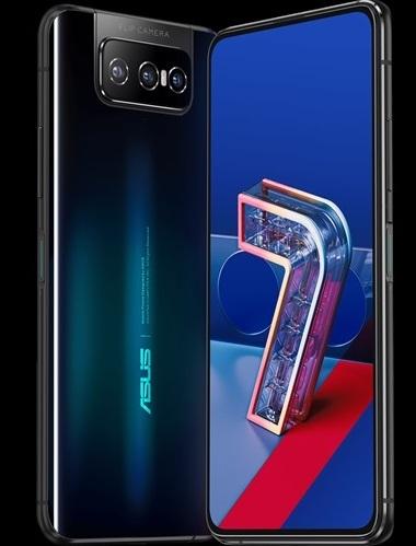 ASUS 華碩 ZenFone 7 Pro (ZS671KS 8G/256G) -宇曜黑 5G手機 (公司貨/全新品/保固一年)