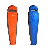 睡袋(單人)快速收納-戶外旅行午睡露營保暖登山用品2色71q30【時尚巴黎】