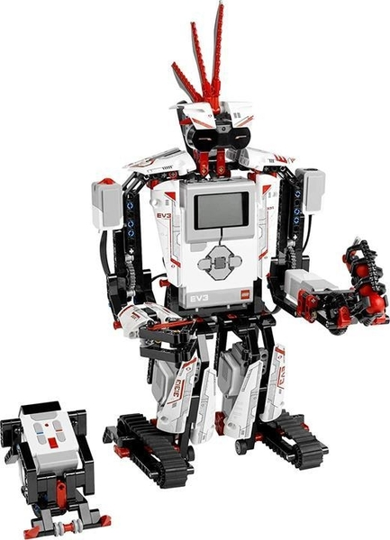 LEGO 樂高 MINDSTORMS EV3 31313機器人套件 教育性STEM玩具(601件)