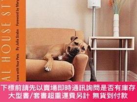 二手書博民逛書店Animal罕見House Style: Designing a Home to Share with Your