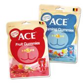 ACE 水果/字母 Q軟糖 48g【新高橋藥妝】2款供選