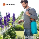 電動喷雾器 德國GARDENA花園園藝農用5L氣壓式澆花打藥噴壺噴霧器YTL