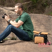 攝影背包 TARION 德國攝影包單肩防水專業多功能大容量便攜斜背背包相機包 1色 雙12提前購