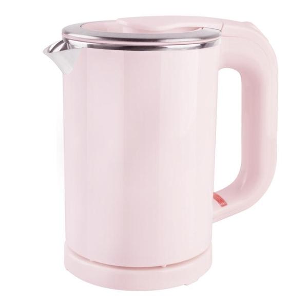 電熱水壺出國旅行不銹鋼迷你小型便攜燒水杯0.5L電熱水壺 燒水壺酒店 新年禮物