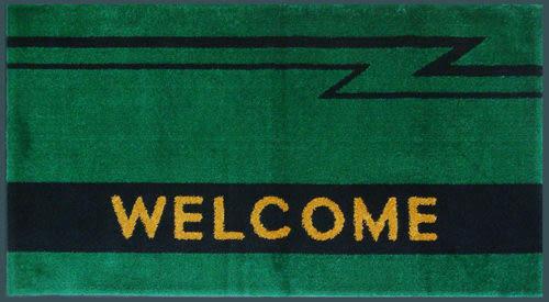 【范登伯格進口地毯】歡迎光臨PVC膠底室外墊/地墊/刮泥墊/戶外墊/門墊/踏墊-89x149cm