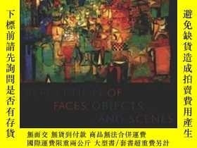 二手書博民逛書店Perception罕見Of Faces Objects And Scenes: Analytic And Hol