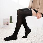 長筒襪子女過膝襪美腿襪春秋韓國日繫瘦腿襪打底顯瘦高筒女襪潮薄【七夕節禮物】