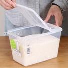米桶日本進口小米桶家用防蟲防潮密封收納箱小號米缸米盒子裝米儲米桶YYS 快速出貨