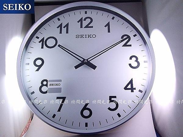 【時間光廊】SEIKO 日本 精工掛鐘 42公分大尺寸 時鐘 全新原廠公司貨 QXA560S / QXA560