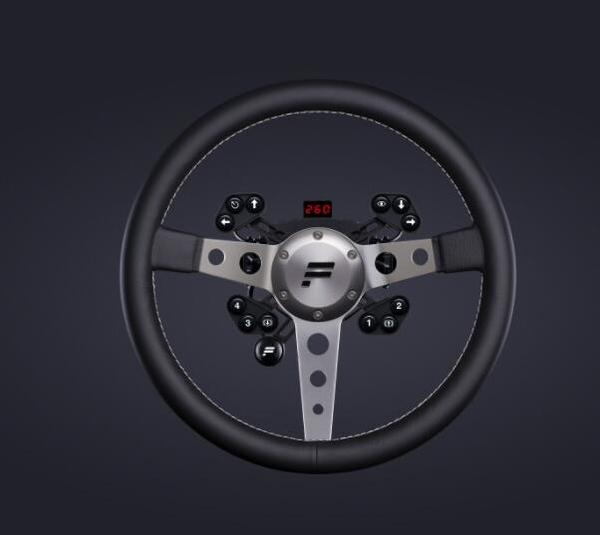 [2美國直購] fanatec 方向盤 ClubSport Steering Wheel Classic 2 V2