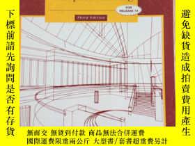 二手書博民逛書店AutoCAD罕見for interior Design and