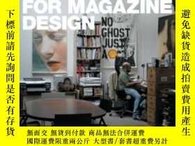二手書博民逛書店The罕見10 Influential Creators For Magazine Design-雜誌設計十大創作