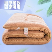 床墊學生宿舍0.9m單人床褥子1.2米1.5m床1.8m床2米雙人墊被床褥墊