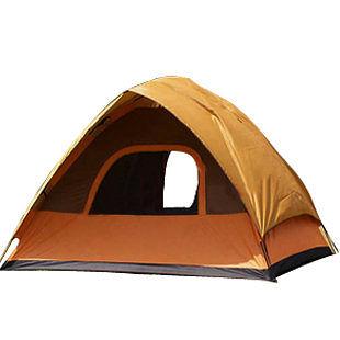 3-4人雙層全自動帳篷