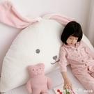 抱枕頭可愛兒童床上靠墊大靠背公主床頭靠枕卡通靠背墊軟包可拆洗 618購物節 YTL
