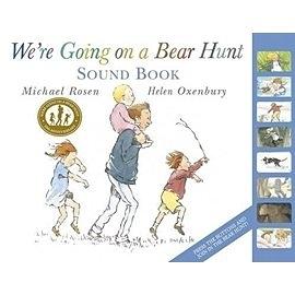 【故事繪本聲音書】WERE GOING ON BEAR HUNT /SOUND BOOOK