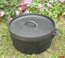go sport  鑄鐵鍋/荷蘭鍋 40445 / 城市綠洲 (露營用品、鍋子、鑄鐵鍋、荷蘭鍋)