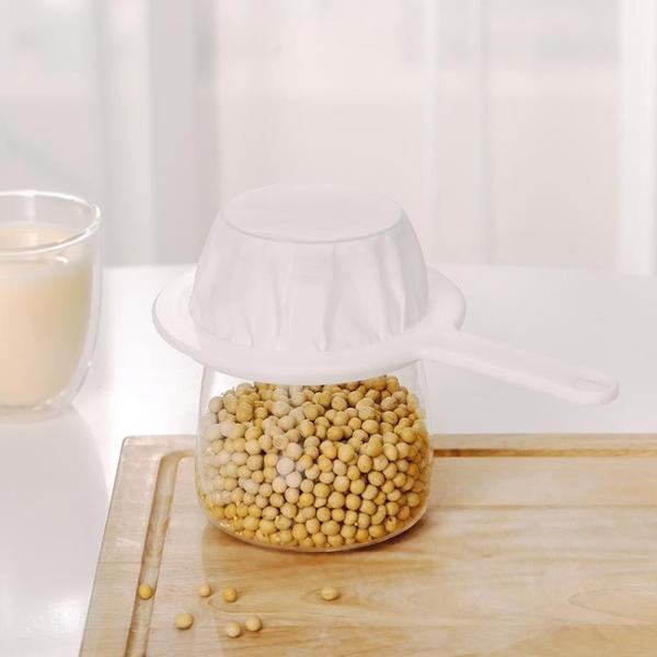 尺寸超過45公分請下宅配豆漿過濾網家用漏網篩超細嬰兒榨果汁分離過濾器隔渣廚房漏勺大號