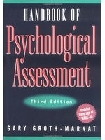 二手書博民逛書店 《Handbook of Psychological Assessment》 R2Y ISBN:0471052205│GaryGroth-Marnat