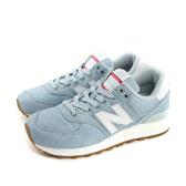 NEW BALANCE 復古鞋 運動鞋 藍色 女鞋 ML574YLF-D no413