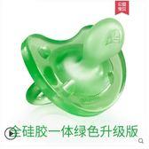 智高全硅膠嬰兒安撫奶嘴0-6-18個月新生兒超軟安睡型 全館免運