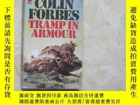 二手書博民逛書店COLIN罕見FORBES TRAMP IN ARMOURY179148 COLIN FORBES TRAMP